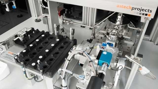 Automation Platform for the Testing of Dry Powder Inhaler