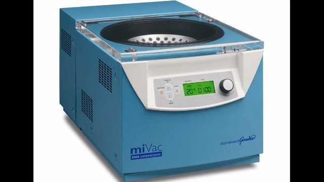 Benchtop Concentrator Enhances Forensic Sample Preparation
