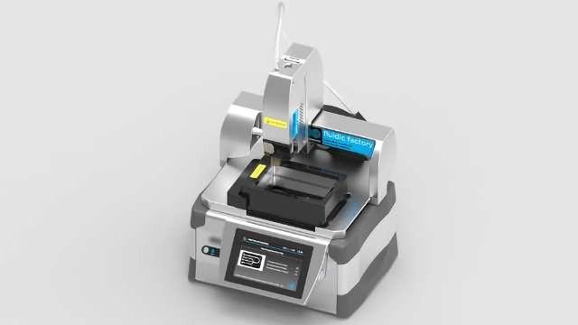 Dolomite Launches 3D Fluidics Printer