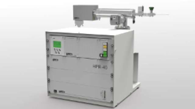 Hiden HPR-40 DSA Mass Spectrometer System