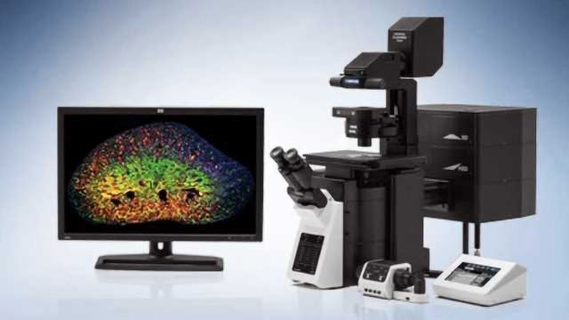 New FLUOVIEW FV3000 Confocal Laser Scanning Microscope