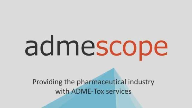 Admescope - innovative ADME-Tox services