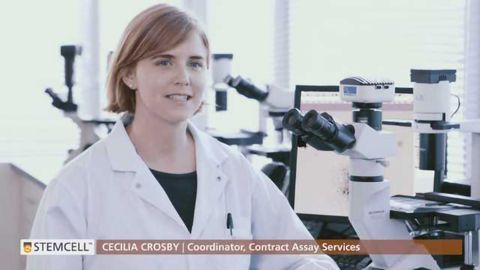 Contract Assay Services at STEMCELL Technologies Inc.
