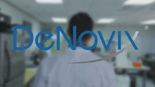 DeNovix DS-11 FX Spectrophotometer / Fluorometer Series:  1uL UV-Vis + Fluorescence