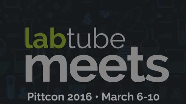 LabTube Meets Bio-Rad Laboratories at Pittcon 2016