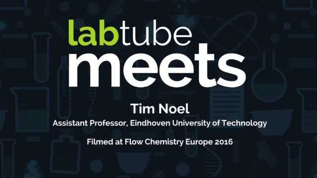 LabTube Meets Timothy Noel, Eindhoven University of Technology