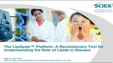 The Lipidyzer™ Platform: A Revolutionary Tool for Understanding the Role of Lipids in Disease