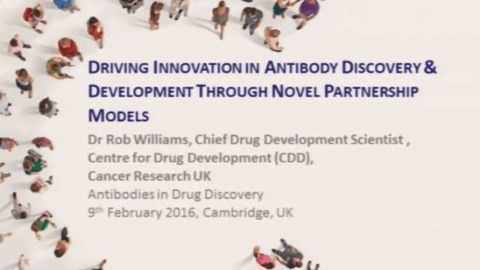 Driving Innovation in Antibody Discovery and Development Through Novel Partnership Models