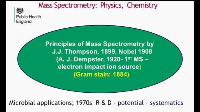 History and Development of High Resolution Mass Spectrometry for Infectious Disease Diagnostics