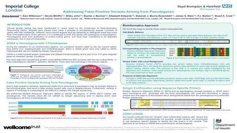 Addressing False Positive Variants Arising from Pseudogenes