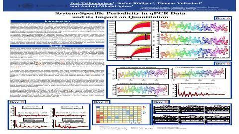 System-Specific Periodicity in qPCR Data and its Impact on Quantitation