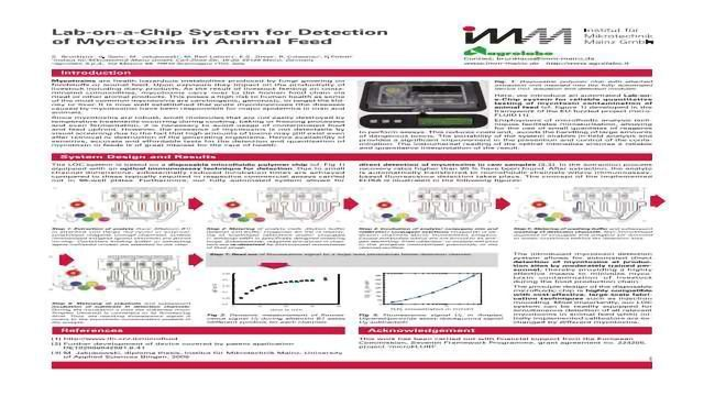 Lab-on-a-Chip System for Detection of Mycotoxins in Animal Feed