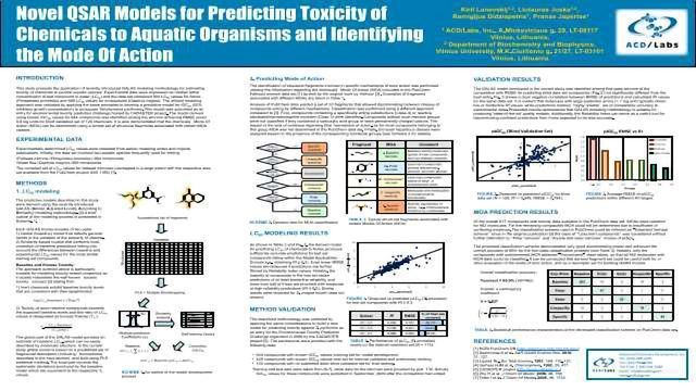Novel QSAR Models for Predicting Toxicity of Chemicals to Aquatic Organisms and Identifying the Mode of Action
