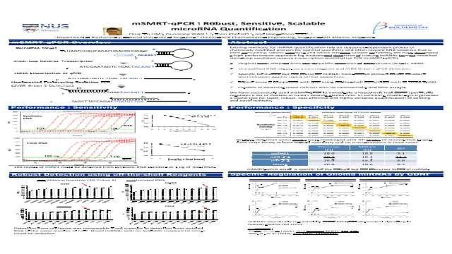 mSMRT-qPCR : Robust, Sensitive, Scalable microRNA Quantification