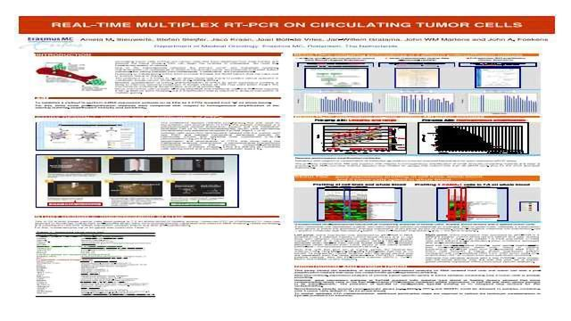 Real-Time Multiplex Rt-PCR on Circulating Tumor Cells
