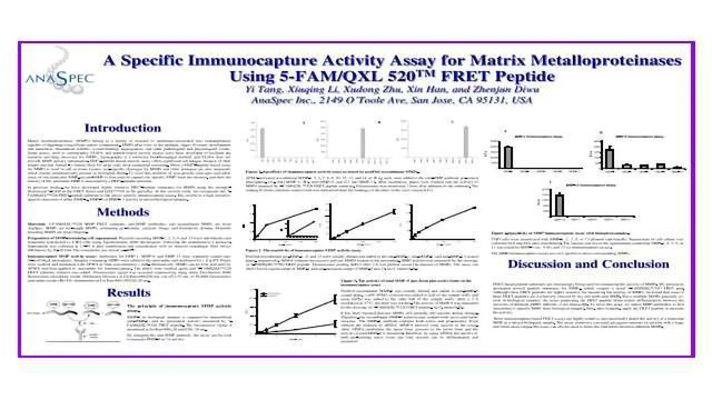 A Specific Immunocapture Activity Assay for Matrix Metalloproteinases Using 5-FAM/QXL 520TM FRET Peptide