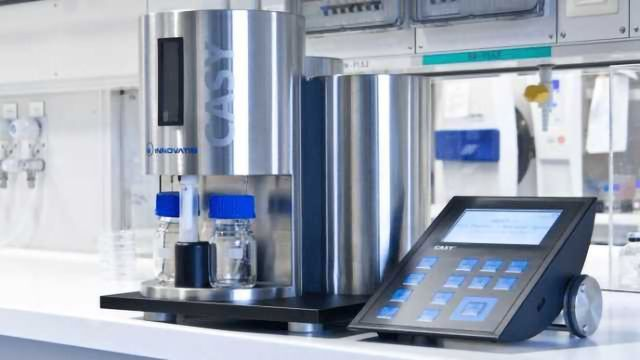 CASY cell counter and analyzer - OLS- OMNI Life Science