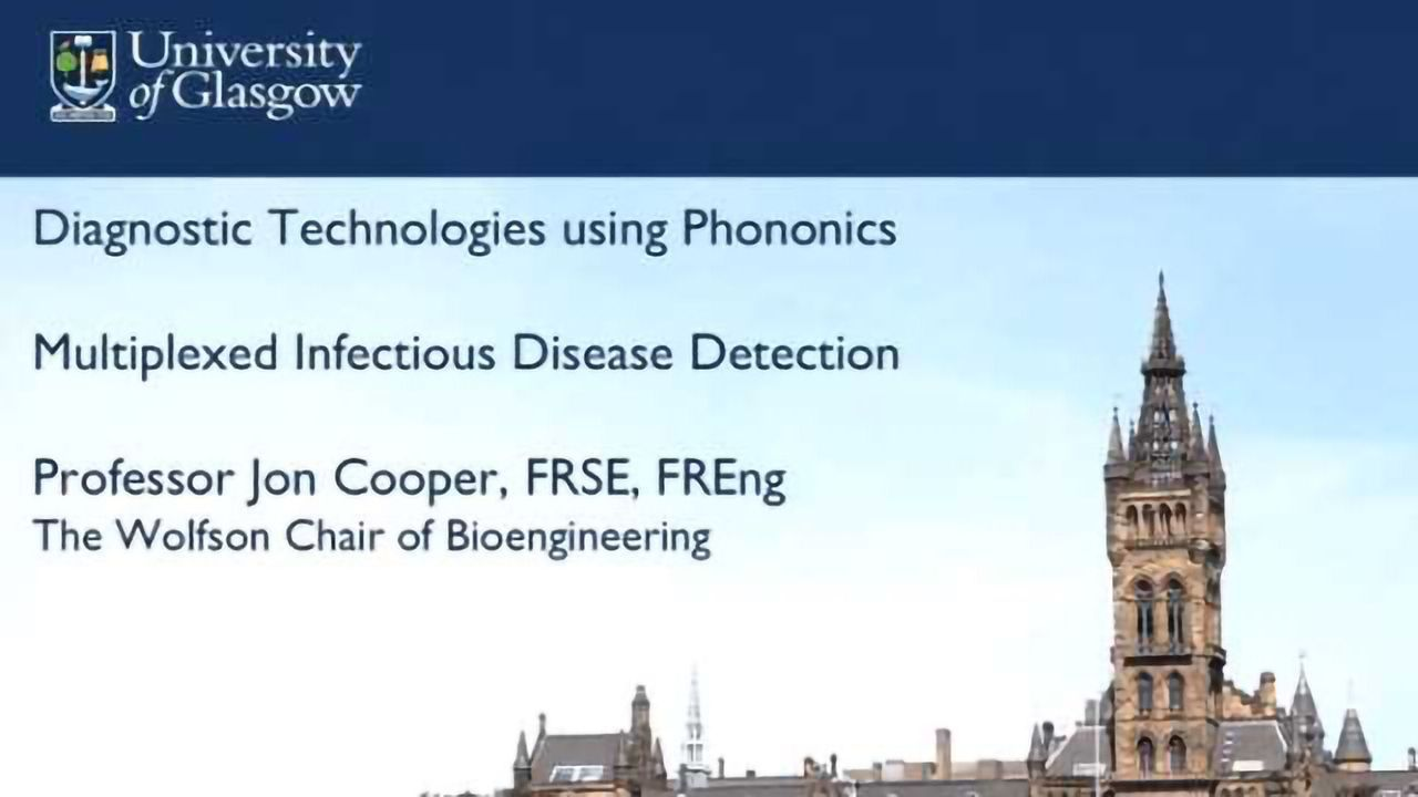 Multiplexed Infectious Disease Testing - Sound Point-of-Care Diagnostics