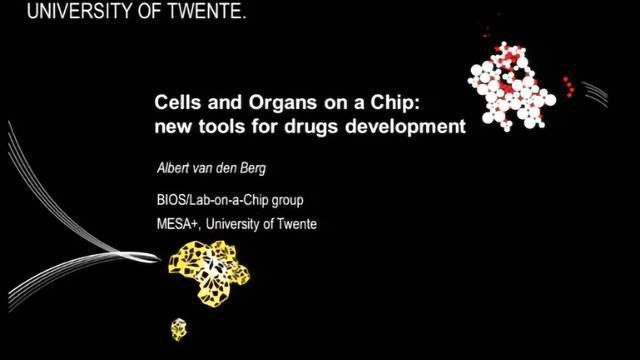 Cells and Organs on a Chip: New tools for drug development