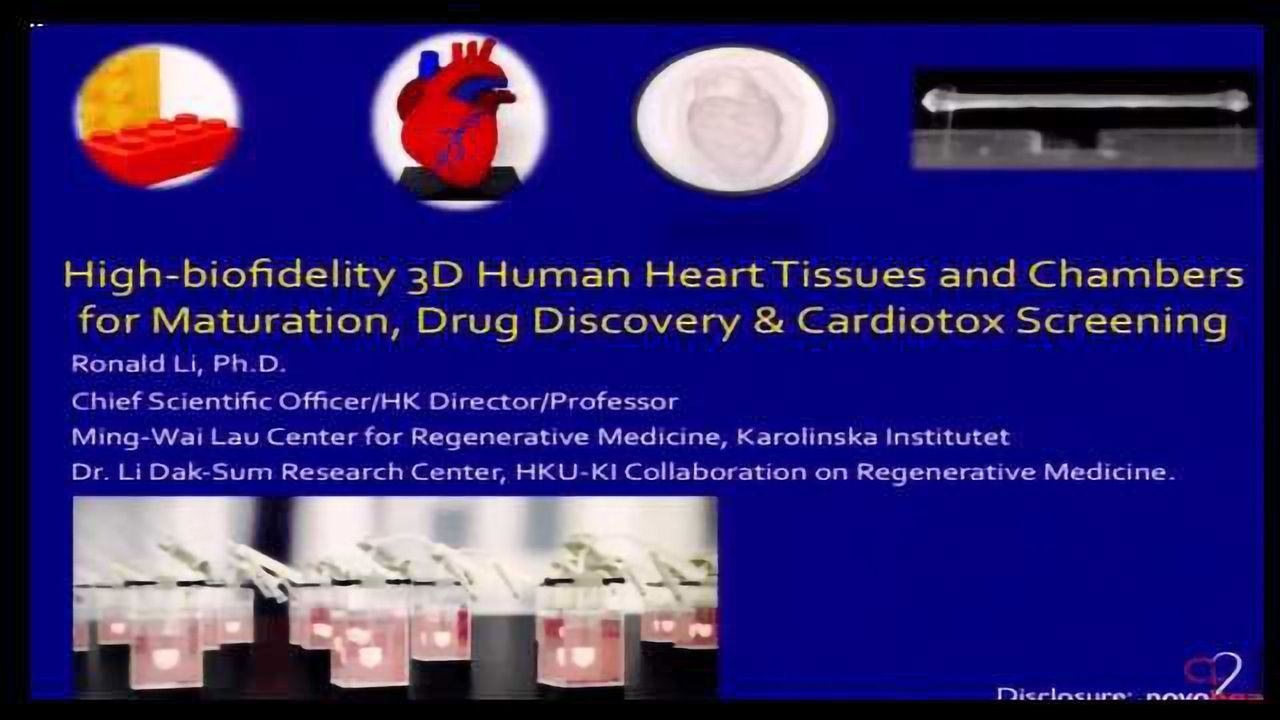 3D Human Pluripotent Stem Cell-Derived Heart-In-A-Jar
