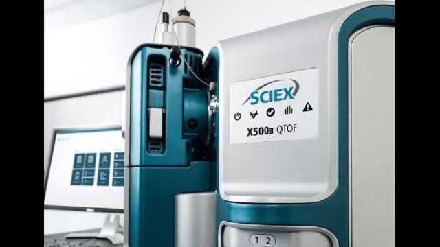 SCIEX Launches New X500B QTOF Mass Spectrometry System