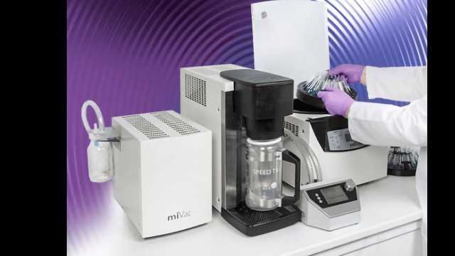 Genevac Updates Biological Sample Concentrator Range