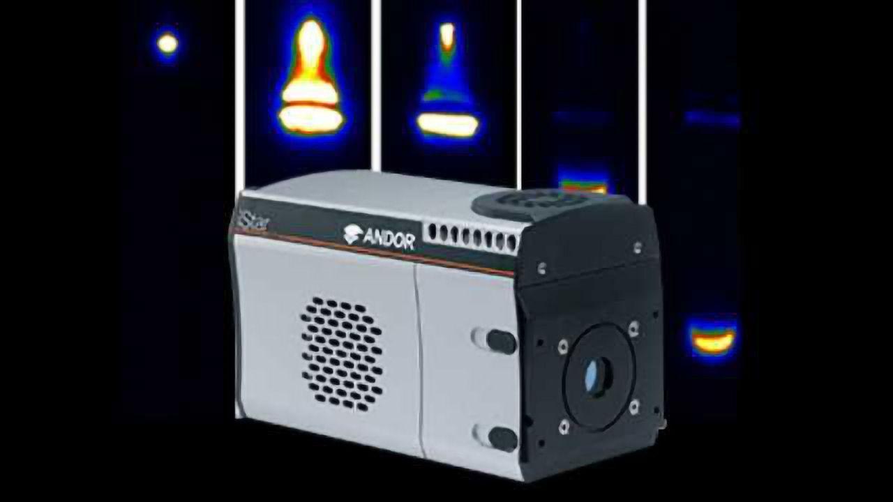 New Ultra-fast Spectroscopy SCMOS Detectors From Andor Technology Ltd