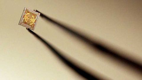 Terahertz Chips Are a New Way of Seeing Through Matter