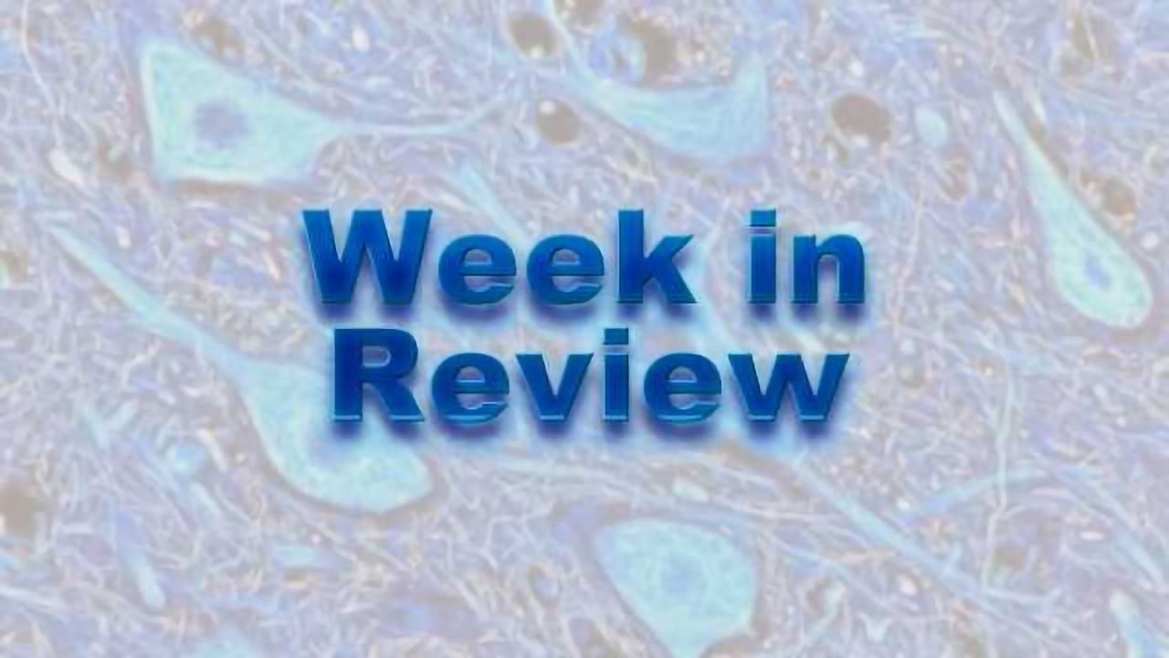 This Week on NeuroScientistNews: 12 January – 16 January