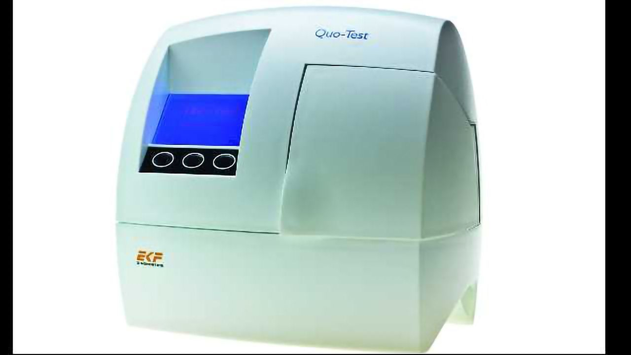 European Reference Laboratory for Glycohemoglobin Study Reaffirms EKF's Quo-Test® Meets HbA1c Performance Criteria