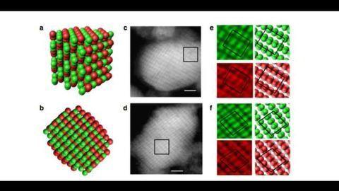 Revolutionary Optical Metamaterial Grown