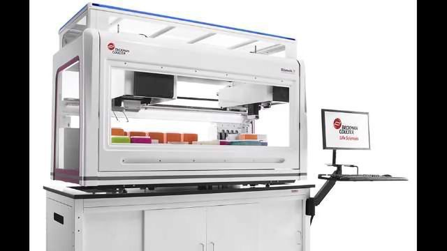 Beckman 'Green Lights' Innovation with Biomek i-Series Automated Workstations
