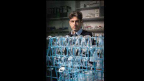 Digitizing Chemistry in Zero Gravity
