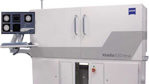 ZEISS Xradia Versa with FPX for Extended 'Scout and Zoom' Imaging