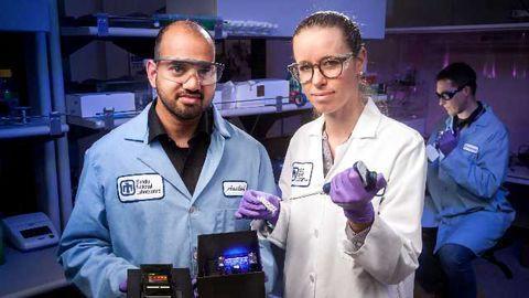 Diagnosing Zika With A Smartphone
