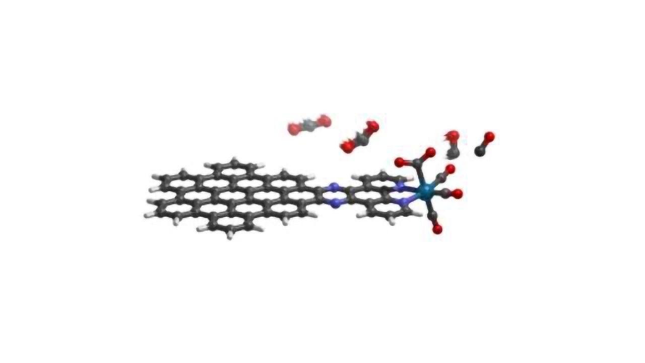 New Molecule Recycles Carbon Dioxide