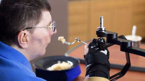 Neural Interface Overcomes Paralysis