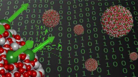 Nanomagnets Could be the Future Data Storage