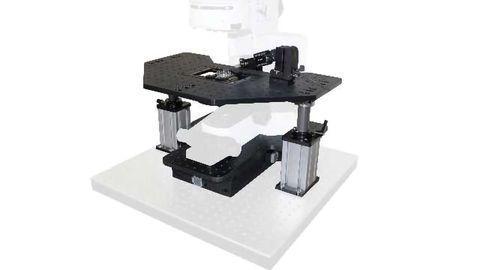 V-Deck: Ultra-Stable Electrophysiology and Imaging Platform