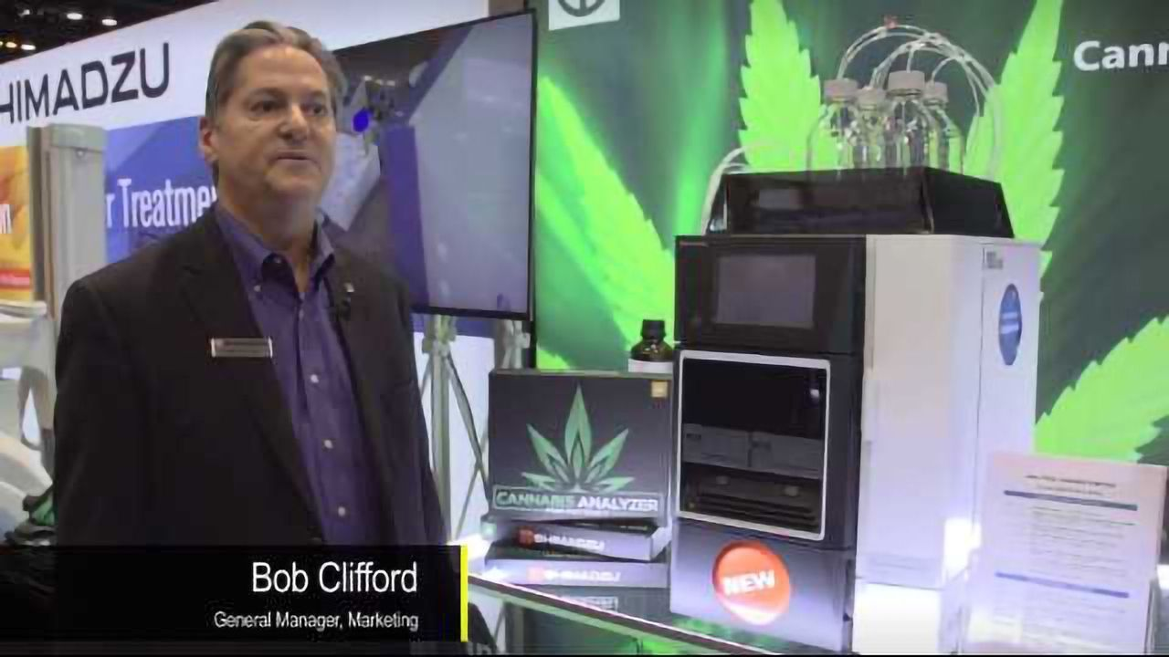 Achieve Simple, Fast Cannabis Potency Analysis