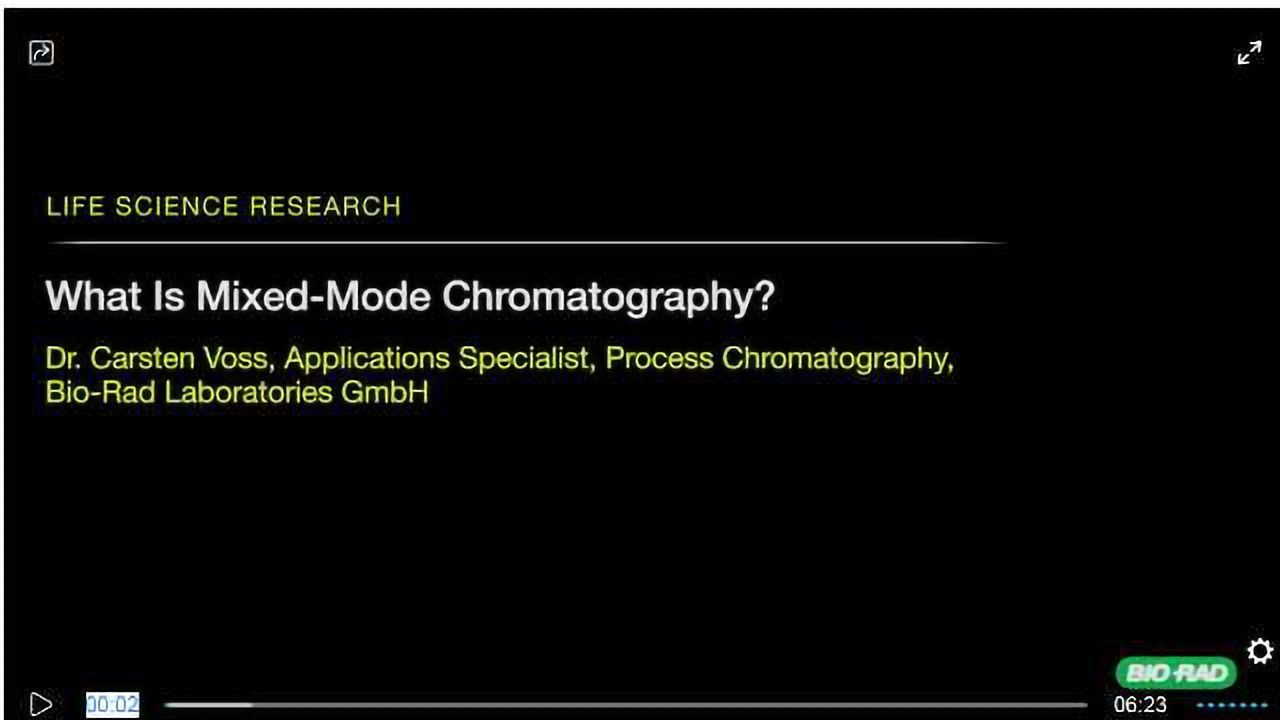 What is Mixed-Mode Chromatography?