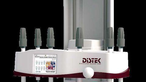 Distek, Inc. Releases Model 2500 Select - Bathless Dissolution Tester