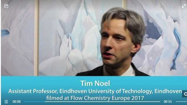 Lab Tube Meets Dr. Tim Noel
