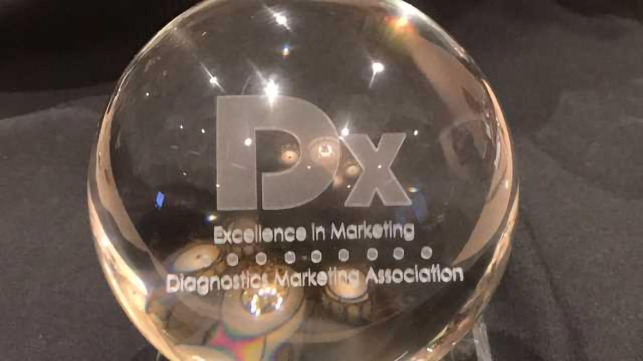 BBI Solutions Wins Dx Creative Award for Morffi™ Launch