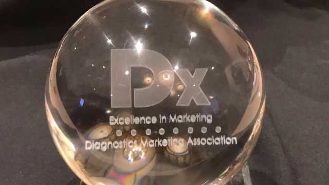 BBI Solutions Wins Dx Creative Award for Morffi™ Launch