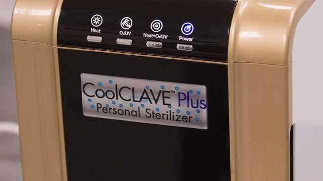 High Efficiency Ozone / UV Sterilizer