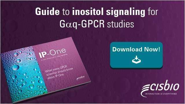 Inositol signaling for Gαq -GPCR studies
