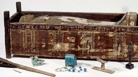 First Genome Data from Egyptian Mummies Reveals Hidden Secrets