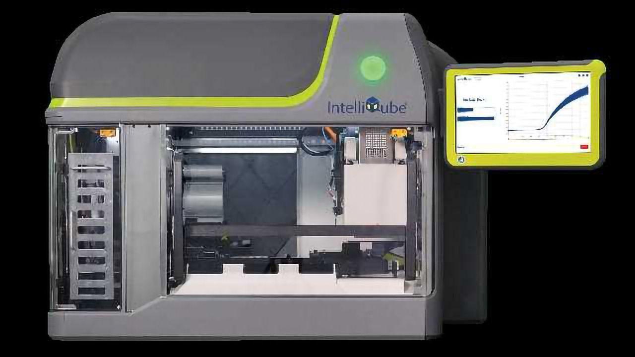 IntelliQube® - Integrated qPCR automation