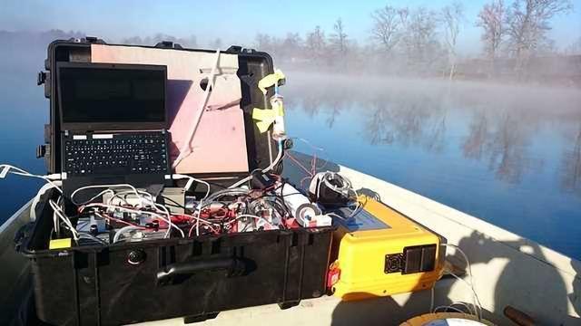 Portable Mass Spectrometer Allows On-site Gas Analysis